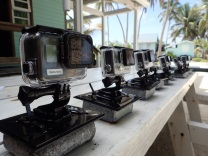 An army of GoPros